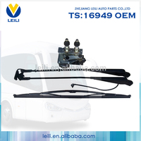 Special Flat windshield wiper rubber replacement