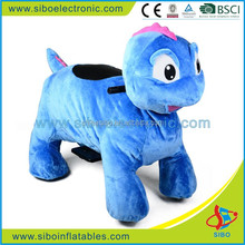 GM5925 Most hot in Spain battery operated plush toys animales montables