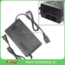 48v electric scooter bike auto smart battery charger