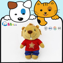 plush animal teddy bear for sales ICTI audits manufacturer OEM/ODM custom bear kids toys promotion gift