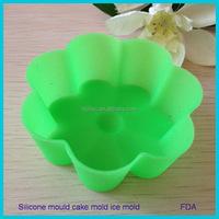 safety health 100% FDA & LFGB Grade Top Quality BPA Free Silicone Cupcake Mold