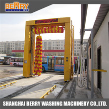 High Quality Anti Rust Steel Material Bus And Truck Washing Machine