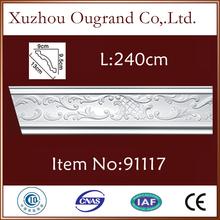 pu plaster of paris ceiling moulding designs