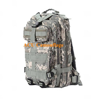 Hot Sale Super High Quality Unisex Outdoor Military Army Tactical Backpack Molle Camping Hiking Trekking Camouflage Bag