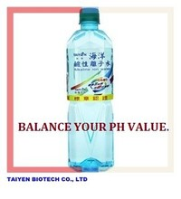 Professional Taiwan Alkaline mineral drinking bottled Water factory