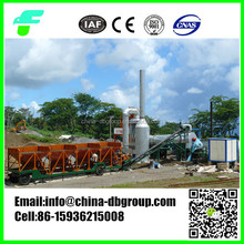 DHB Series Drum Type Used Asphalt Mixing Plant Price 60t/h for sale