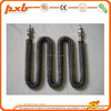finned tubular heater/ tubular heater with radiator fin