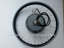 electric wheel 3000W hub motor
