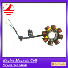 Factory Loncin engine spare magneto coil chinese 110cc atv parts