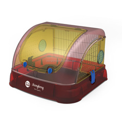 Cheap Comfortable Pet Cage for Small Animals Wire Hamster Cage