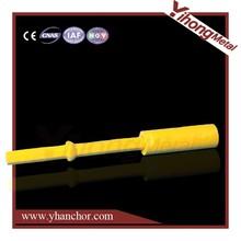 high quality prestressed steel T-thread hollow anchor bar