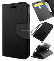 Factory Direct Price TPU+PU Leather Foldable Phone Case For Alcatel fierce XL 5054