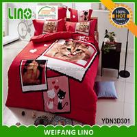 cartoon design bed cover oriental design duvet cover kids duvet cover