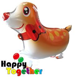Reindeer Shaped Helium Foil Balloon,Animal Walking Pet Balloon Wholesale