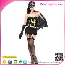 Wholesale Sexy Black Women Halloween Costumes