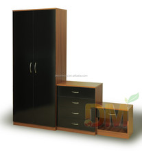 High Gloss Classic wooden bedroom sets china supplier