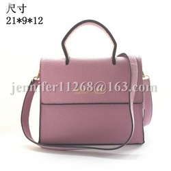 purple color ladies designer handbags 2014