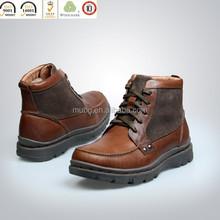 Fashionable Warm Winter Lace-up Roman Boot Men