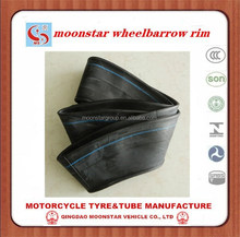 motorcycle butyl rubber inner tube 3.00-18 high quality motorcycle parts