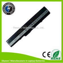 NEW Genuine Laptop li-ion battery for asus a32-k52 a42-k52 a31-k52 a41-k52 70-NXM1B2200Z k52jr k52jr-a1 k52jr-x2 k52jr-x4