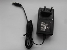 ATW-1220EU wall mount travel ac to dc adapter with CE Mark