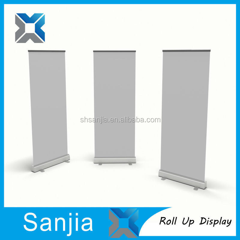 Best selling pull up display stand poster stand cheap for Buy posters online cheap