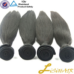 Fast Delivery!!Indian Nude Women Long Temple Cheap Brazilian Hair