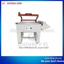 Manual de fql450b l- tipo sellador