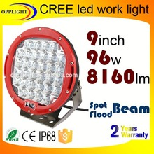 New arrival of 2014 Off road led work lights 96w for 4x4 accessories 96w led work light