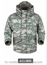 Lurker Shark Skin Thicken TAD V 4.0 Winter Warm Men's Jacket Army Water Proof Coats + Pants