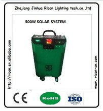 Top quality solar pv power system 500w from first class manufacturer