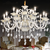 Large pendant lamp, nice crystal chandelier led for hotel