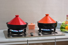 Cooking on gas cooker can be 100% ceramic tajine for sale
