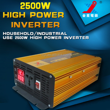 High Efficiency 12v DC to AC inverter