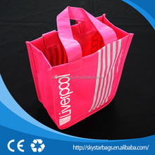 Promotional customized beach canvas bags 2012 for promotion or shopping