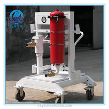 Customized Specialist Supply High Solid Content Fuel Oil Purifier Oil Purification System