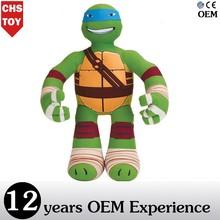 CHStoy stuffed turtle costume ninja toy