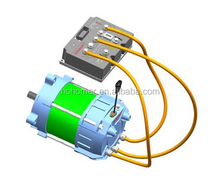 electric conversion kit of motor and controller for cheap electrical car