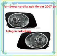 Car fog light for Toyota Corolla Axio /Fielder 2007 ON quality sure accessories
