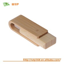 promotion gift free printing wooden usb flash driver