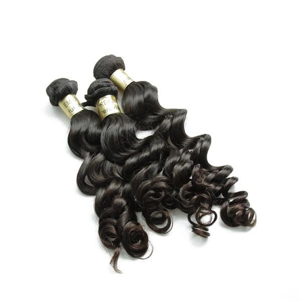 2016 Nouvelle Lâche Corps Vierge Péruvienne Trame de Cheveux Humains Cheveux Acheteurs De USA