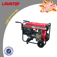 Launtop supply High quality portable diesel generator 5.0kva