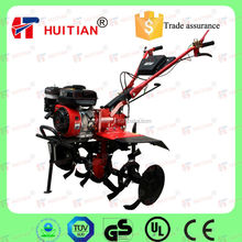 HT950A 196CC Petrol Muntifunction Agriculture Mini Tiller Tractor