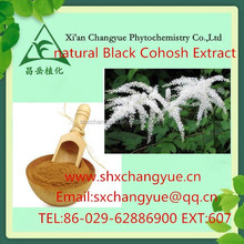 100% pure natural Black Cohosh Extract/Triterpene Glycosides