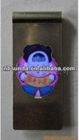 decorative metal clips custom paper clip