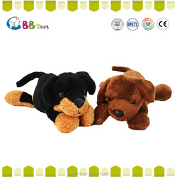 ICTI plush Two Little Dogs for kids