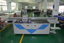 High resolution plastic clothing/advertisement printing machine, print image on wood chair