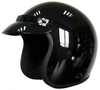 open face helmet with DOT, CE , ABS shell, most popular, wholesale, german style, vintage