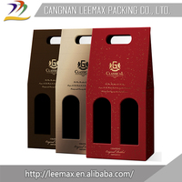 Wholesale Low Price High Quality Wine Paper Display Box