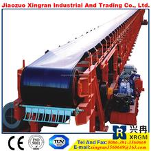 customized and certificated band conveyor used rubber conveyor belt quarry belt conveyer petroleum conveyor system
